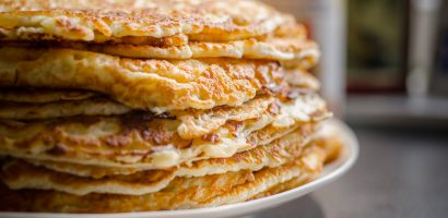 Leftover Fritters / www.justtessa.com